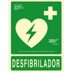 SEÑAL DESFIBRILADOR