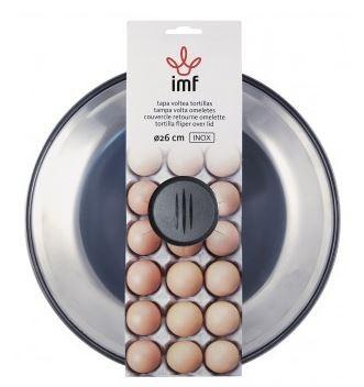 IMF Tapa Multiuso Inox /Ø 34 Cm