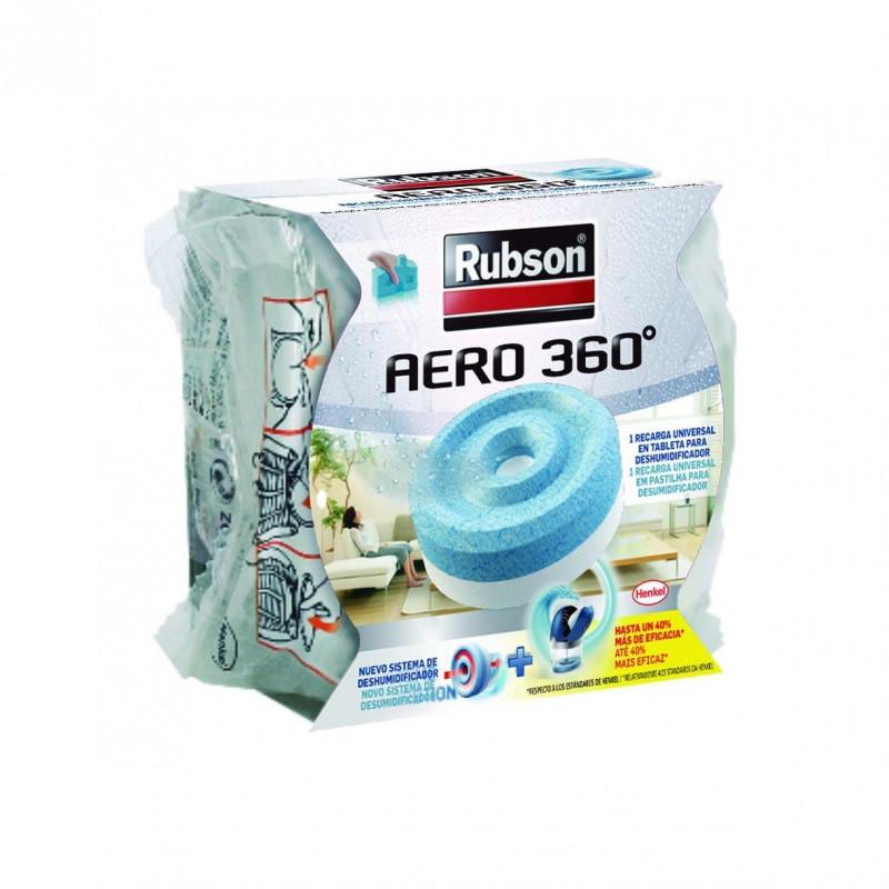RECAMBIO DESHUMIDIFICADOR RUBSON AERO 360º