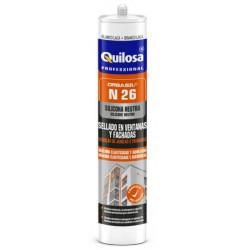 SILICONA ORBASIL N-26 300 ML - VARIOS COLORES -