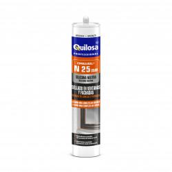 SILICONA ORBASIL N-25 300 ML. PVC - VARIOS COLORES -