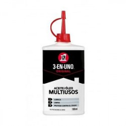 ACEITE MULTIUSOS GOTERO 100ML 3 EN UNO