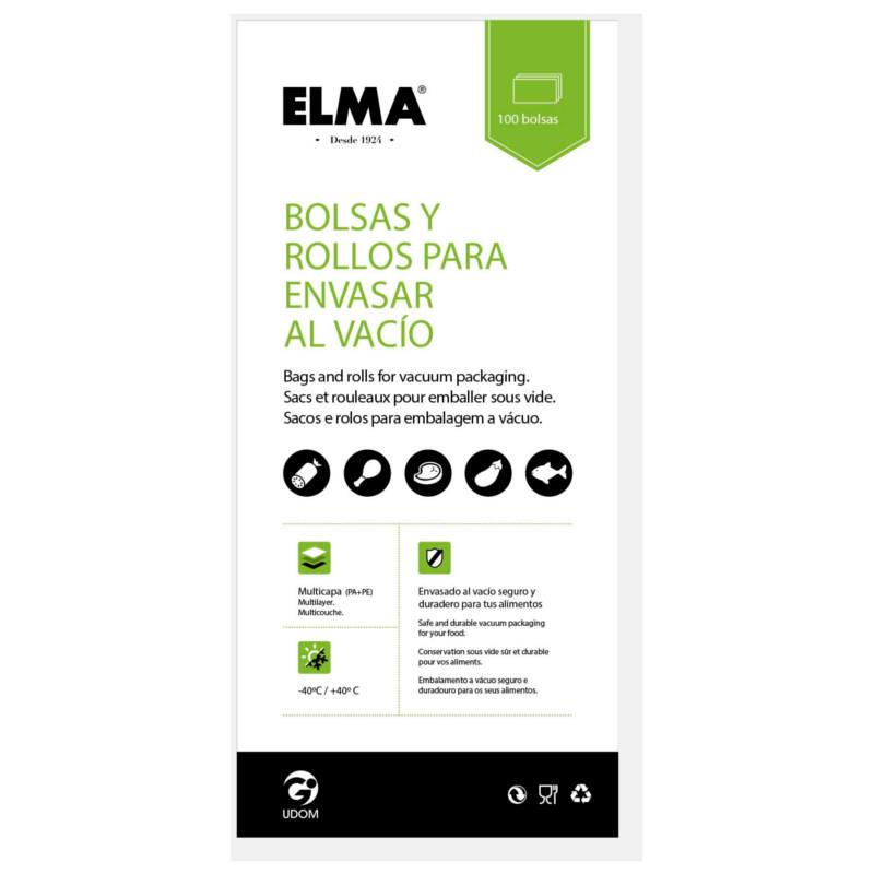 ROLLO PARA ENVASAR AL VACIO. 15 X 600 CM ELMA