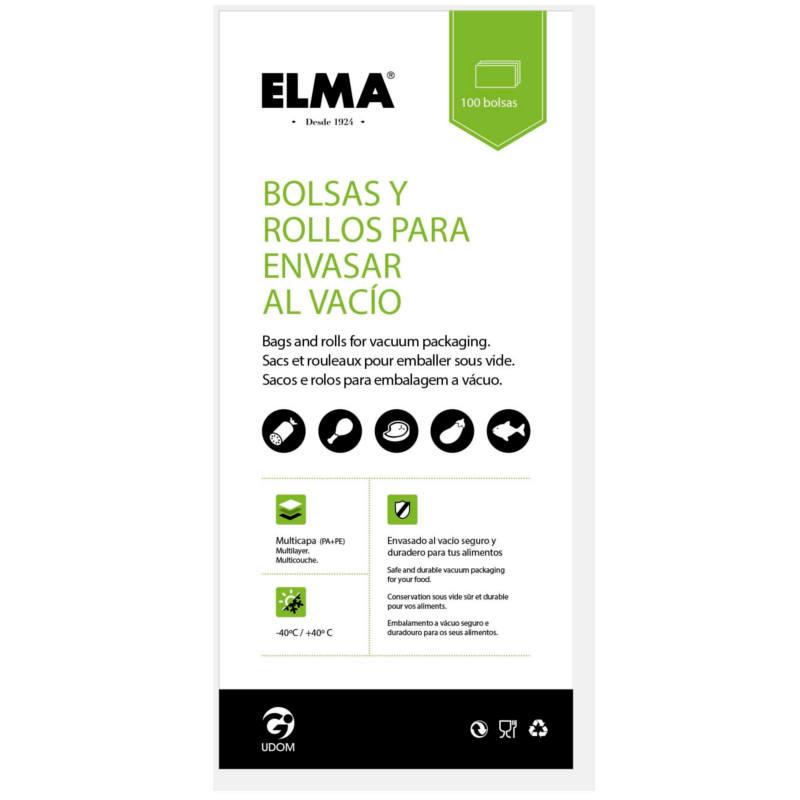 ROLLO PARA ENVASAR AL VACIO. 30 X 600 CM ELMA