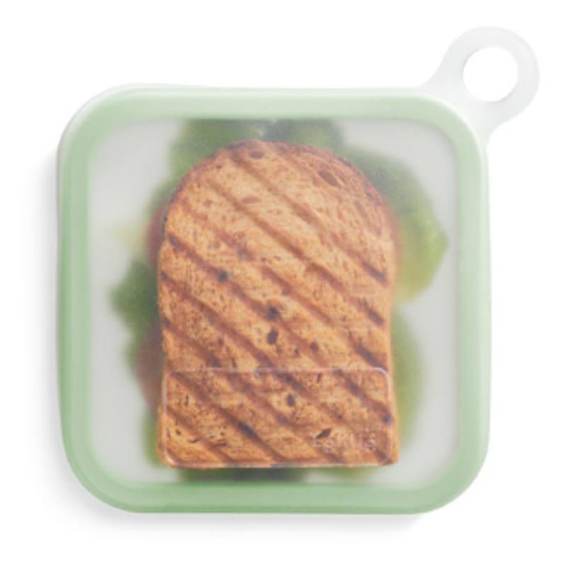 FUNDA REUTILIZABLE SANDWICH TRANSLUCIDA LEKUE