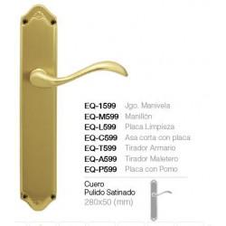 MANILLA JANDEL MODELO EQ1599 CON PLACA