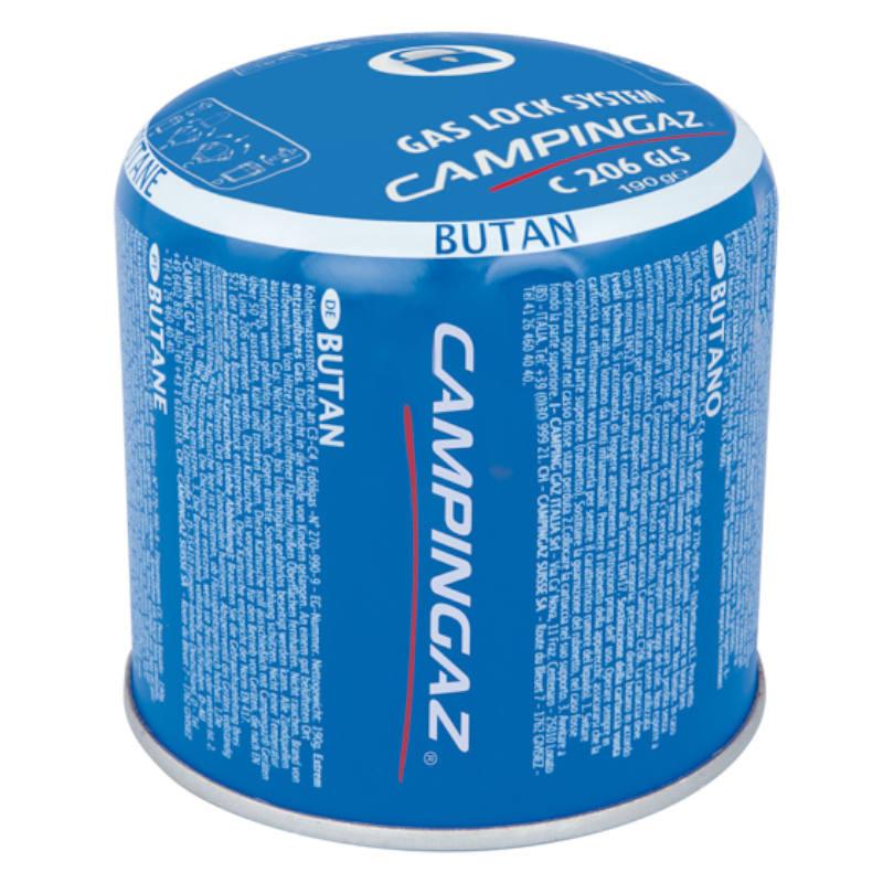CARTUCHO GAS PERFORABLE C206 GLS CAMPINGAZ
