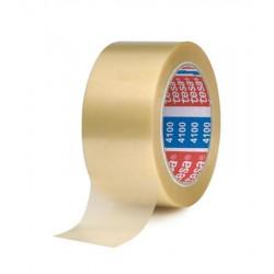 CINTA EMBALAJE PACK PVC TRANSPARENTE 66M X 50MM