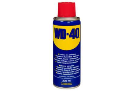WD-40. El spray de 2000 usos